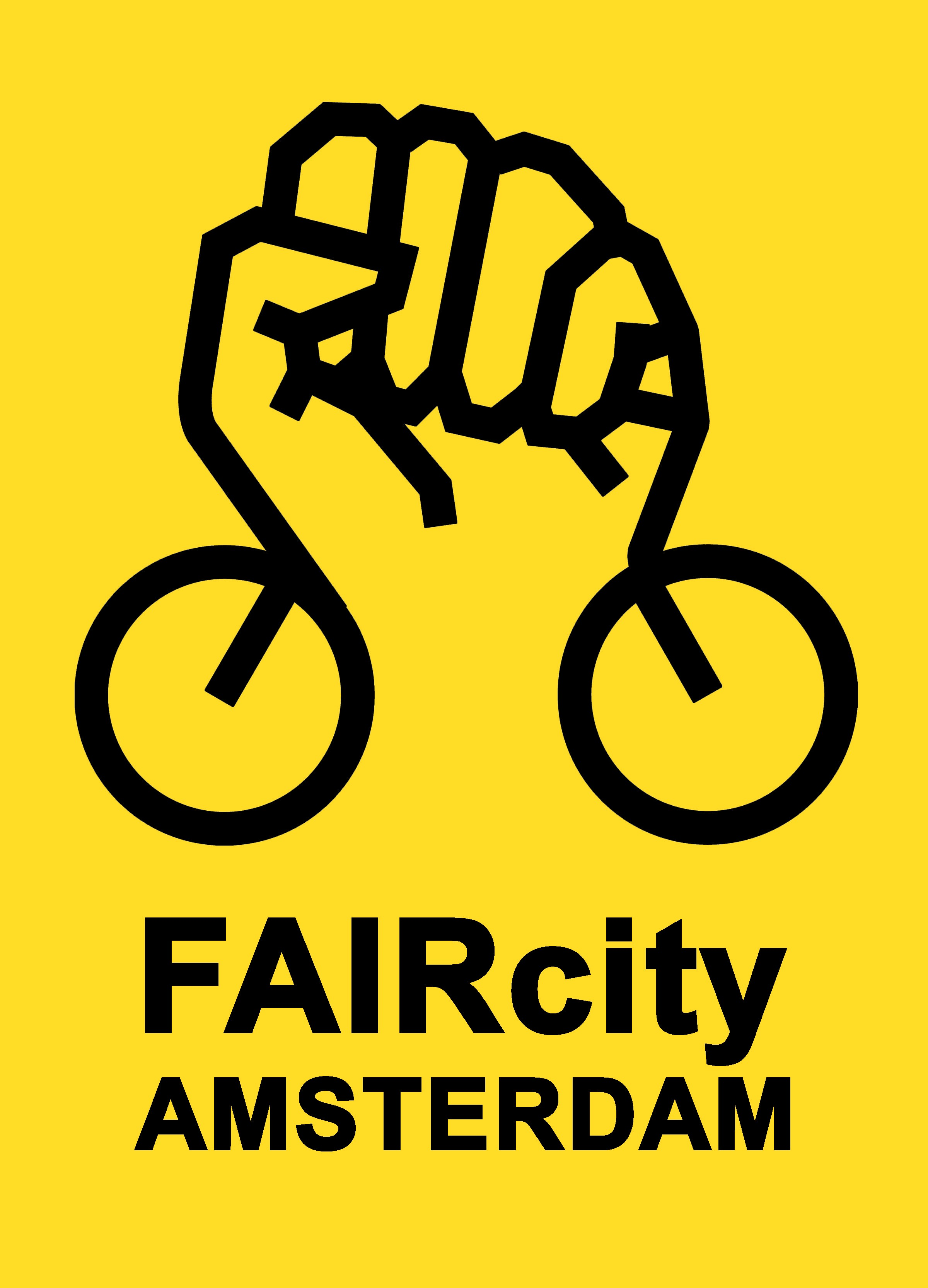 faircity sticker
